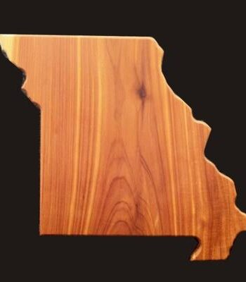 Missouri State Pride Keepsake Box